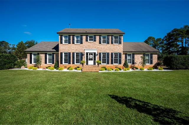 3401 Old Dawson Road, Albany, GA 31721 (MLS #148688) :: Crowning Point Properties
