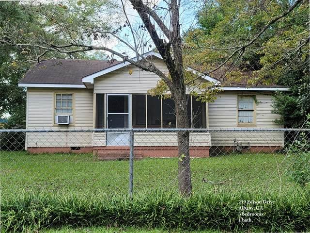 1502 Beverly Ave, Albany, GA 31705 (MLS #148779) :: Virtual Realty Team LLC