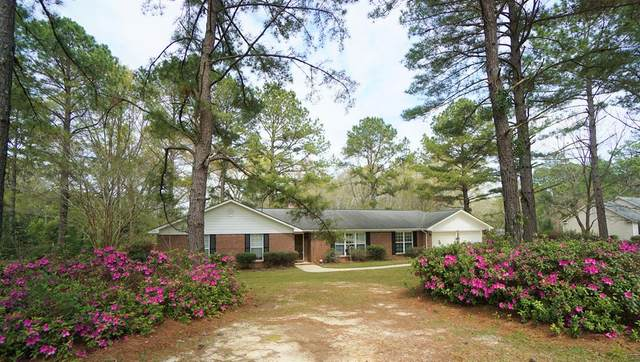105 Carriage Lane, Sylvester, GA 31791 (MLS #144739) :: RE/MAX