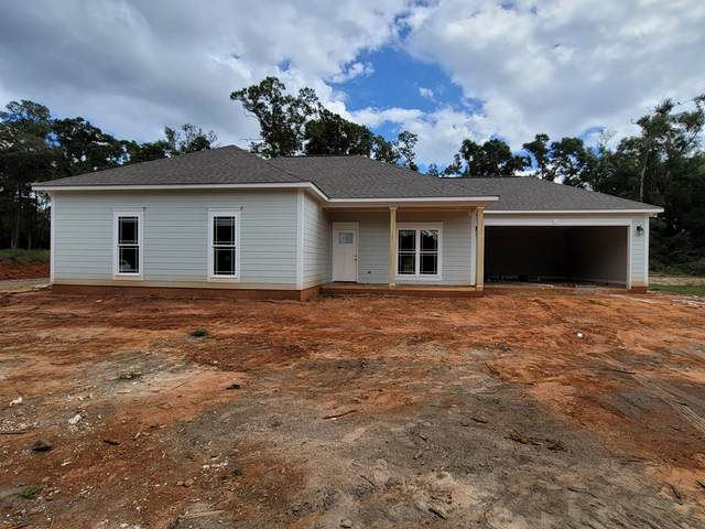 201 Creekside Drive, Albany, GA 31763 (MLS #146180) :: Crowning Point Properties