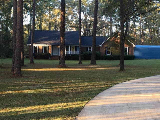 5409 Old Dawson Road, Albany, GA 31721 (MLS #146346) :: Crowning Point Properties