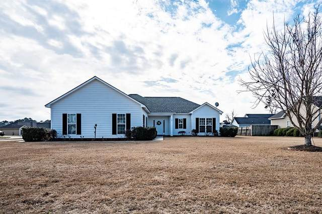 160 Hedgerow Drive, Leesburg, GA 31763 (MLS #146686) :: Crowning Point Properties