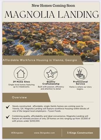 1010 L12 Pine St, Vienna, GA 31092 (MLS #146959) :: Hometown Realty of Southwest GA