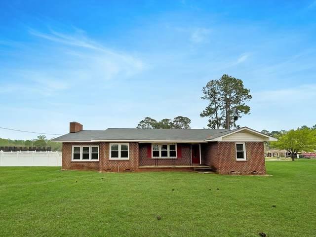 1202 N Monroe Street, Sylvester, GA 31791 (MLS #147229) :: Crowning Point Properties