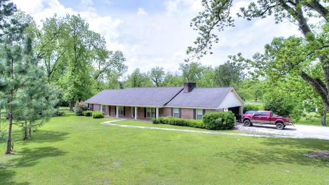 5265 Old Ga Hwy 3, Camilla, GA 31730 (MLS #147245) :: Hometown Realty of Southwest GA