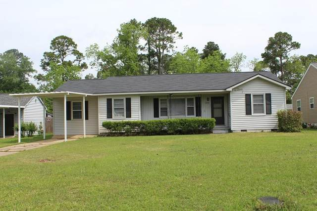 1213 Eighth Avenue, Albany, GA 31707 (MLS #147477) :: Hometown Realty of Southwest GA