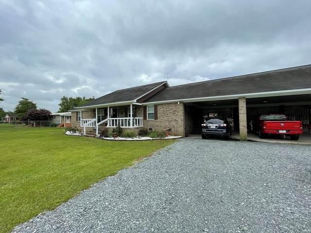 477 Pleasant Grove Churc, Albany, GA 31705 (MLS #147546) :: Crowning Point Properties