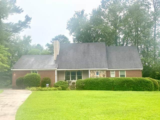 2710 Somerset Drive, Albany, GA 31721 (MLS #147920) :: Crowning Point Properties