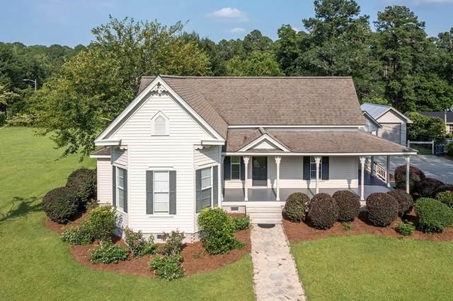 810 N Isabella Street, Sylvester, GA 31791 (MLS #148047) :: Hometown Realty of Southwest GA