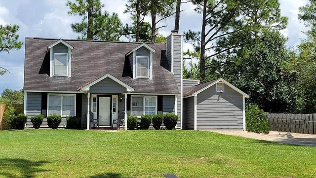 523 Longbow Drive, Albany, GA 31721 (MLS #148321) :: Crowning Point Properties