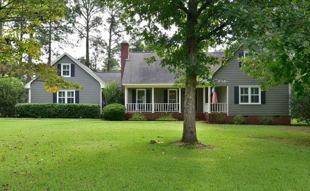 2710 Dover Lane, Albany, GA 31721 (MLS #148453) :: Crowning Point Properties