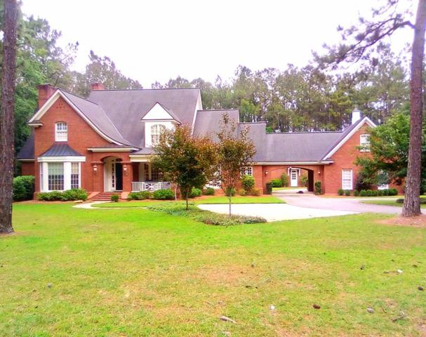 431 Spring Lake Drive, Thomasville, GA 31792 (MLS #142839) :: RE/MAX