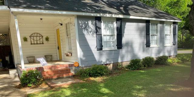1607 Hoover Street, Albany, GA 31707 (MLS #147594) :: Crowning Point Properties