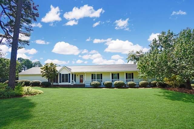 327 San Barnard Road, Sylvester, GA 31791 (MLS #148373) :: Hometown Realty of Southwest GA