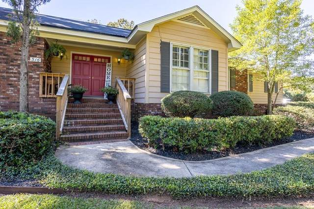 316 N Doublegate Drive, Leesburg, GA 31721 (MLS #148578) :: Crowning Point Properties
