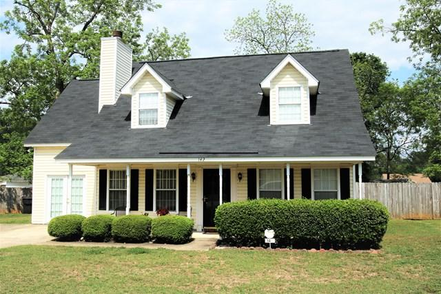 142 Stepping Stone Lane, Albany, GA 31721 (MLS #138369) :: RE/MAX
