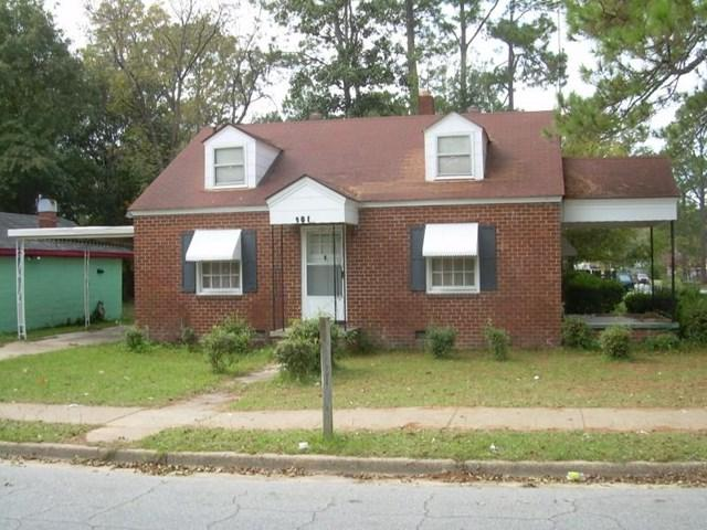 901 Madison Street S, Albany, GA 31701 (MLS #139819) :: RE/MAX