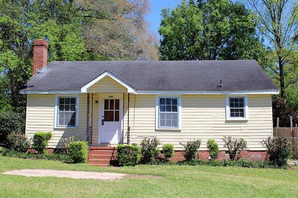 538 Oak Drive, Americus, GA 31709 (MLS #140612) :: RE/MAX