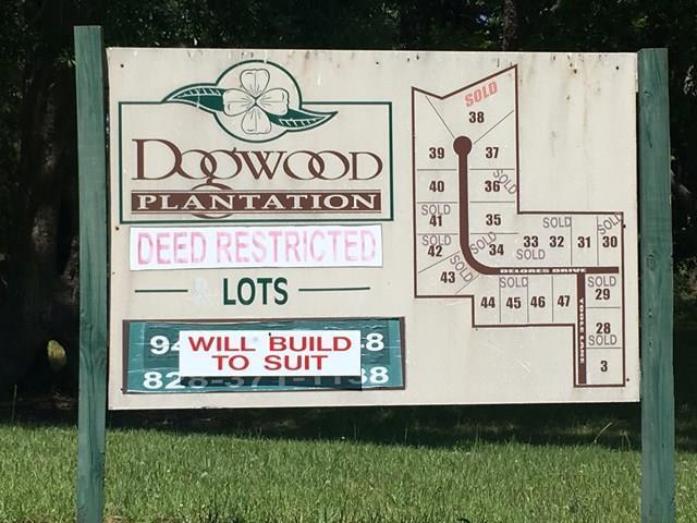 Lot 31 Delores Drive, Leesburg, GA 31763 (MLS #141470) :: RE/MAX