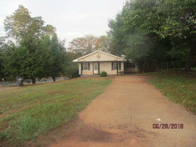 245 Dudley Street, Americus, GA 31709 (MLS #141808) :: RE/MAX