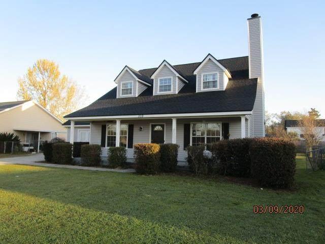 109 Danville Drive, Leesburg, GA 31763 (MLS #144944) :: RE/MAX