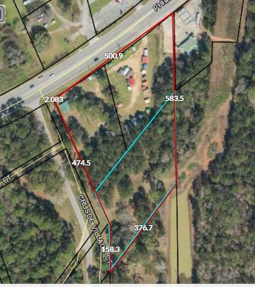 400 Philema Road, Albany, GA 31701 (MLS #145142) :: Crowning Point Properties