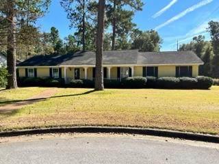2802 Pine Manor Ln, Albany, GA 31707 (MLS #148735) :: Hometown Realty of Southwest GA
