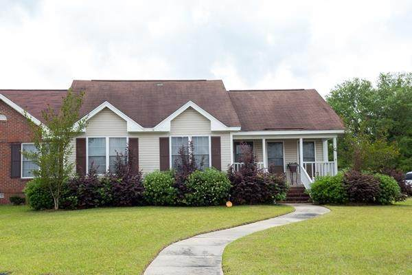 1333 Montego Court, Albany, GA 31705 (MLS #148755) :: Crowning Point Properties