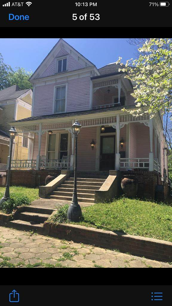 211 Brown Street, Americus, GA 31709 (MLS #147354) :: Hometown Realty of Southwest GA