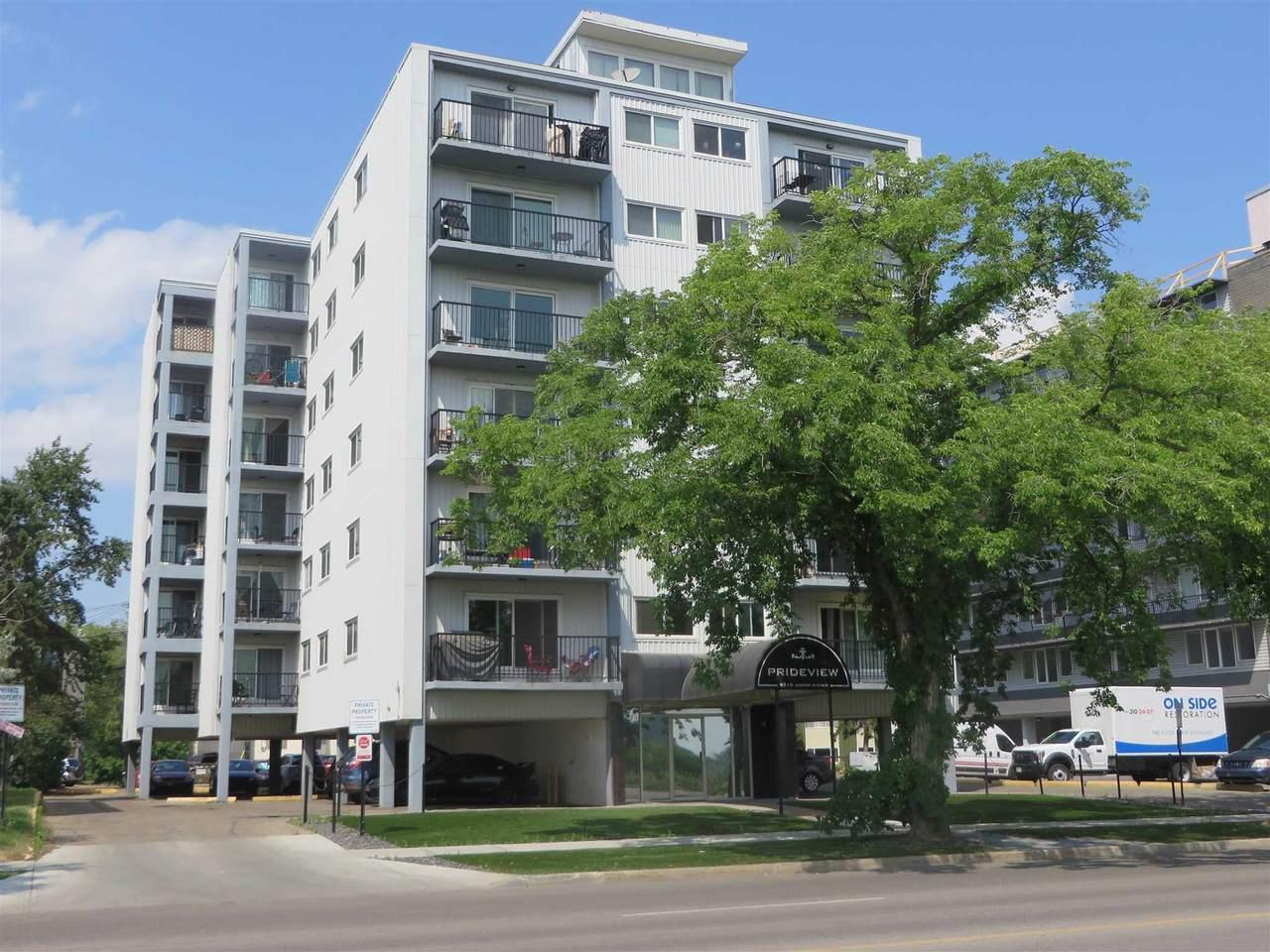 606 8310 Jasper Avenue - Photo 1