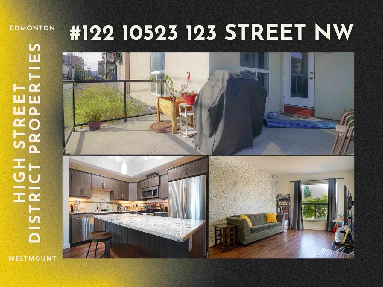 122 10523 123 Street - Photo 1