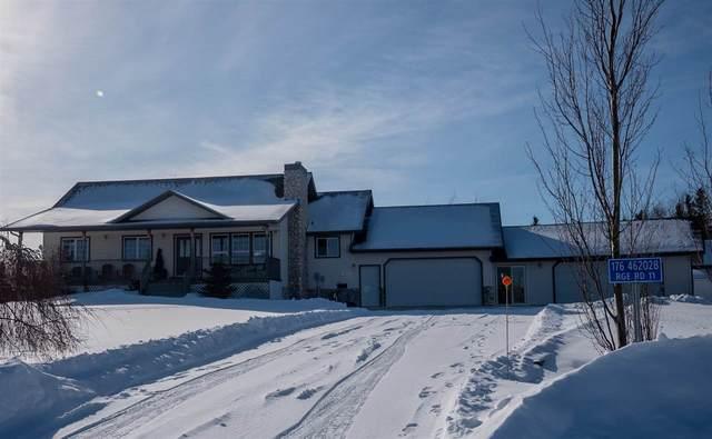 23 Village Creek Estates, Rural Wetaskiwin County, AB T0C 2V0 (#E4186065) :: RE/MAX River City
