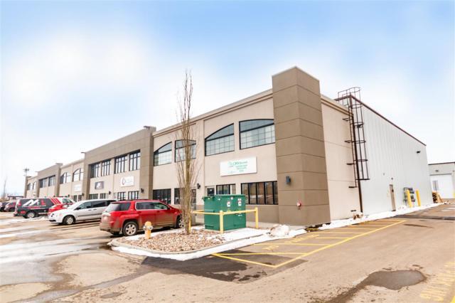 #210 6051B 47 Street, Leduc, AB T9E 7A5 (#E4060356) :: The Foundry Real Estate Company