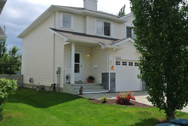 16325 55A Street, Edmonton, AB T5Y 3L2 (#E4068994) :: The Foundry Real Estate Company