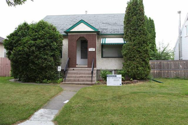 11027 132 Street NW, Edmonton, AB T5M 1E4 (#E4069166) :: GETJAKIE Realty Group Inc.