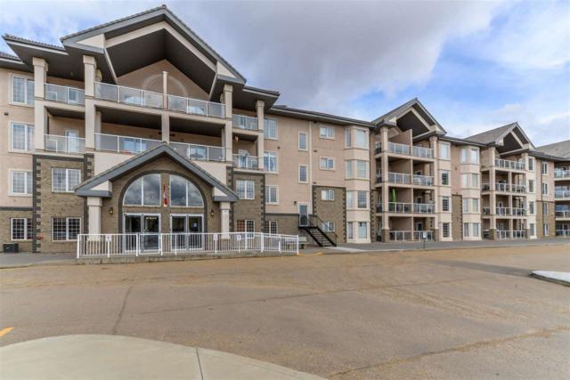 213 612 111 Street, Edmonton, AB T5W 1A2 (#E4069403) :: The Foundry Real Estate Company