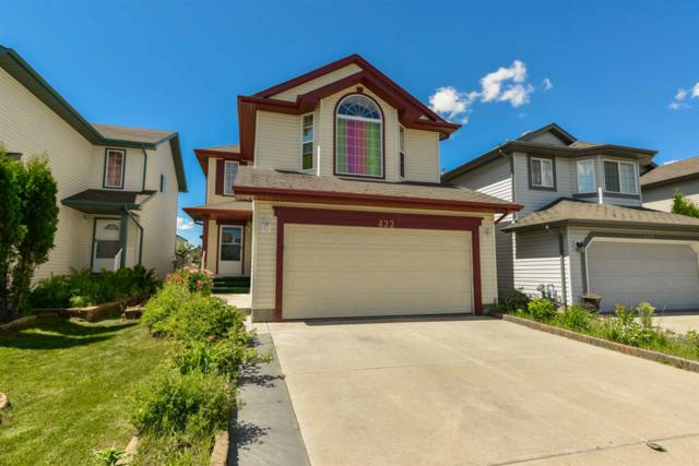 422 85 Street, Edmonton, AB T6X 1H9 (#E4069793) :: The Foundry Real Estate Company