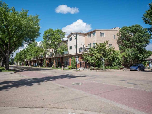226 11033 127 Street, Edmonton, AB T5M 0T3 (#E4069834) :: GETJAKIE Realty Group Inc.