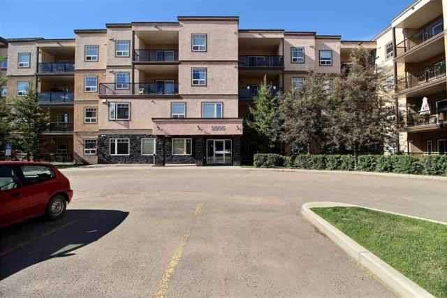 207 2035 Grantham Court, Edmonton, AB T5T 3X4 (#E4069979) :: The Foundry Real Estate Company