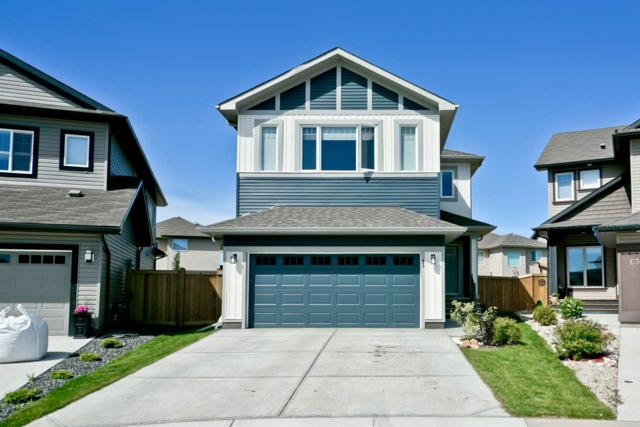 640 177 Street, Edmonton, AB T6W 2L7 (#E4070061) :: GETJAKIE Realty Group Inc.