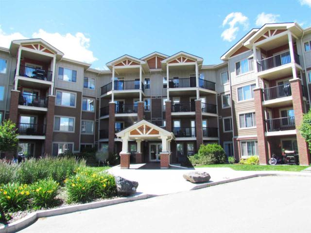 105 3719 Whitelaw Lane, Edmonton, AB T6W 2C3 (#E4070178) :: GETJAKIE Realty Group Inc.