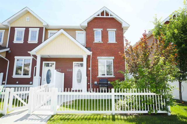 5165 Terwillegar Boulevard, Edmonton, AB T6R 0S3 (#E4070180) :: The Foundry Real Estate Company