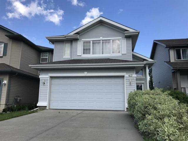 417 84 Street, Edmonton, AB T6X 1H8 (#E4070194) :: The Foundry Real Estate Company