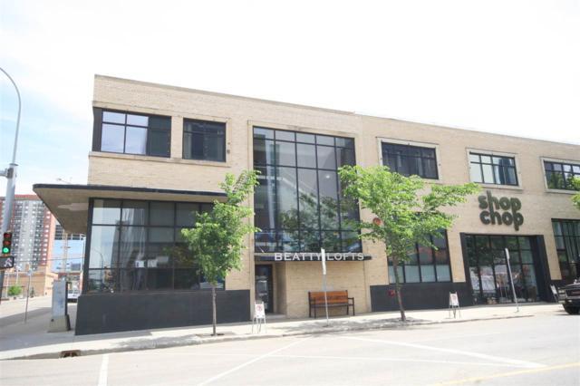 205 10265 107 Street, Edmonton, AB T5J 5G2 (#E4070198) :: The Foundry Real Estate Company
