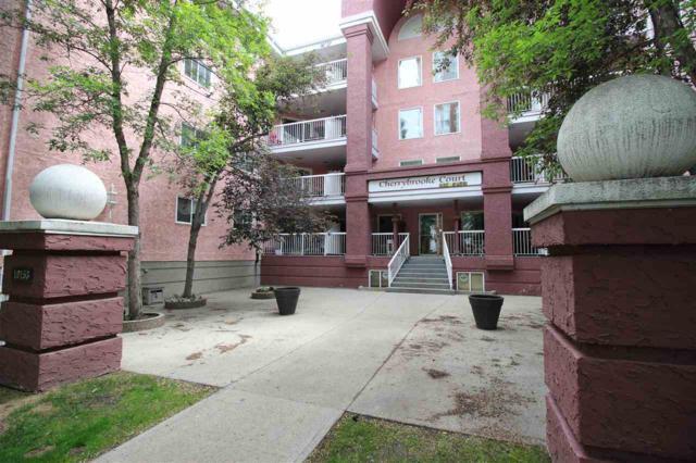 410 10153 117 Street, Edmonton, AB T5K 1X5 (#E4070255) :: The Foundry Real Estate Company