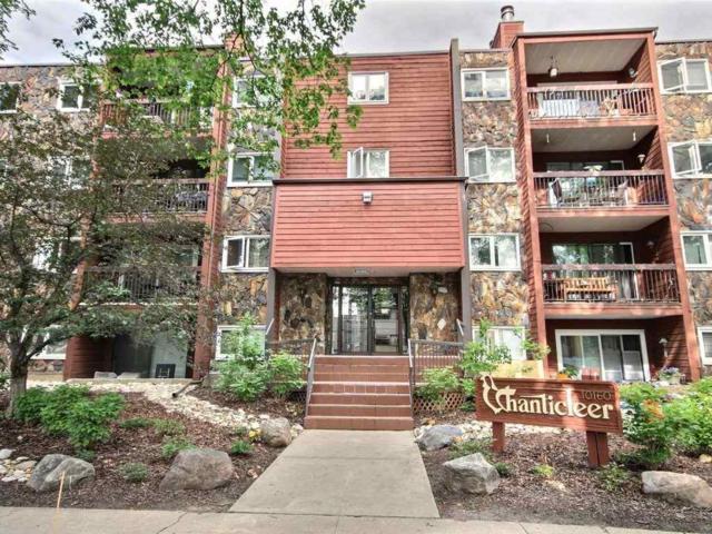 18 10160 119 Street, Edmonton, AB T5K 1Y9 (#E4070277) :: The Foundry Real Estate Company