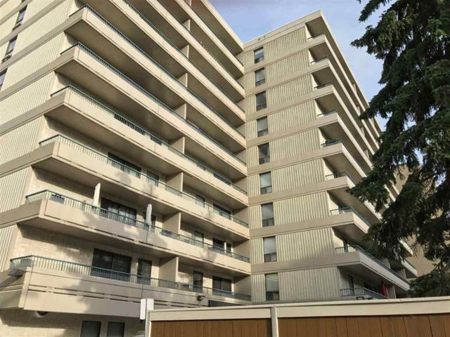 #1007, 10175 114 Street, Edmonton, AB T5K 2L4 (#E4070336) :: The Foundry Real Estate Company