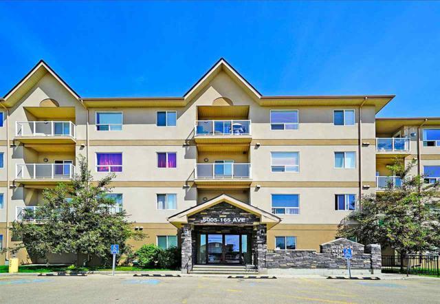 407 5005 165 Avenue, Edmonton, AB T5Y 0L8 (#E4070351) :: The Foundry Real Estate Company
