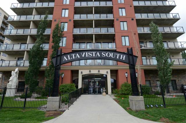 306 10303 111 Street, Edmonton, AB T5K 0C6 (#E4070357) :: GETJAKIE Realty Group Inc.