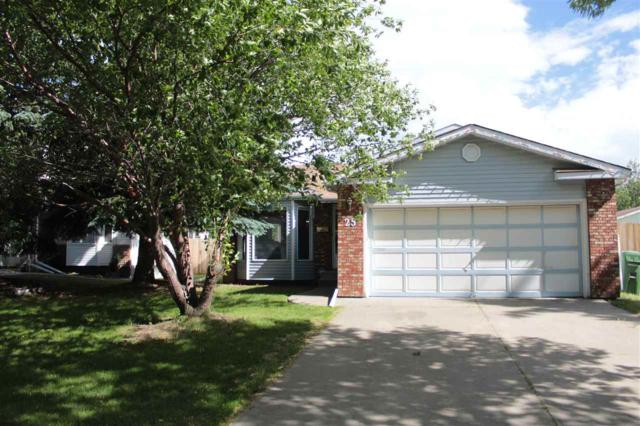 25 Alderwood Boulevard, St. Albert, AB T8N 3M4 (#E4070416) :: The Foundry Real Estate Company